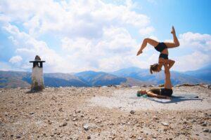 Acroyoga in Spain - yoga and acroyoga classes in Copenhagen, Denmark