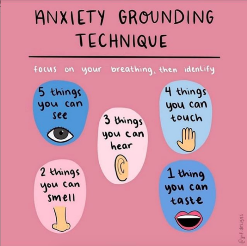 Instagram account to follow for mental health awareness, anxiety relief