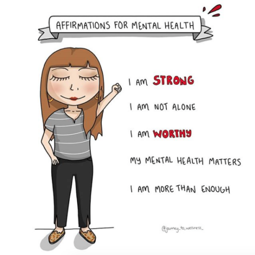 Instagram account to follow for positive mindset and mental health