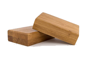 Wooden Handstand Blocks for practicing arm balance drills and advanced handstand drills