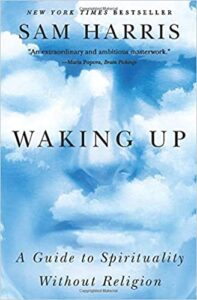 Waking Up by Sam Harris - A meditation, mindfulness, and yoga related book