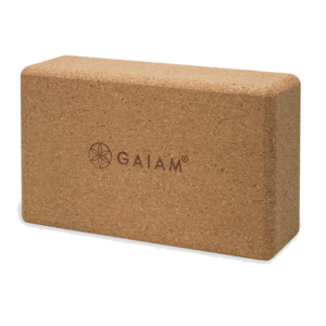 Gaiam cork Yoga Brick discount yoga wear